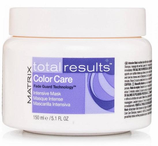 Маска для волос color care mask
